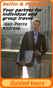 Guided tours with Jean-Pierre Andreae