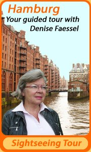 Your city tour with Denise Faessel  Guide